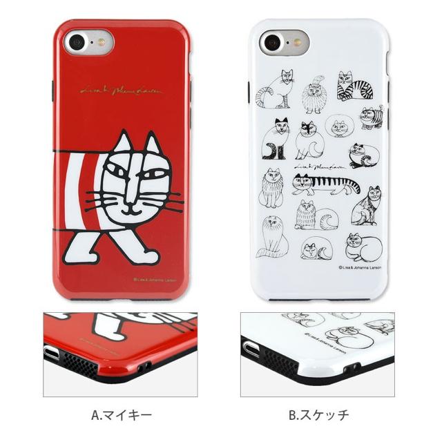 marimekko(マリメッコ)の【新品・正規品】リサラーソン iPhone7ケース スマホ/家電/カメラのスマホアクセサリー(iPhoneケース)の商品写真