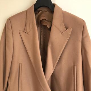 アクネ(ACNE)のアクネ ウールジャケット キャメル (テーラードジャケット)