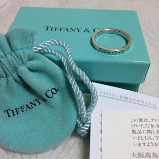 ティファニー(Tiffany & Co.)の愛美さまへ♡(リング(指輪))
