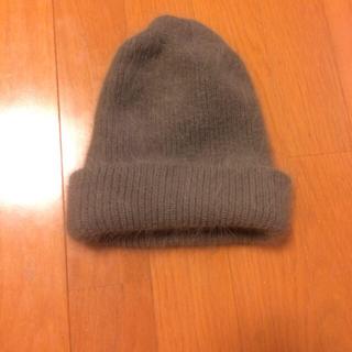 ヴィス(ViS)のvis ふわふわニット帽(ニット帽/ビーニー)