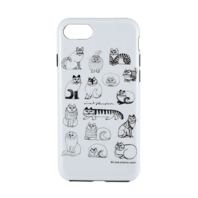 marimekko(マリメッコ)の【新品・正規品】リサ・ラーソン iPhone7ケース スマホ/家電/カメラのスマホアクセサリー(iPhoneケース)の商品写真