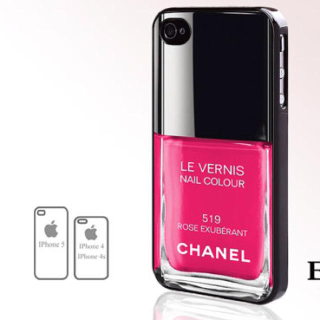 CHANEL iphone5ケースの通販 by mogmog's SHOP💓👯💓|ラクマ