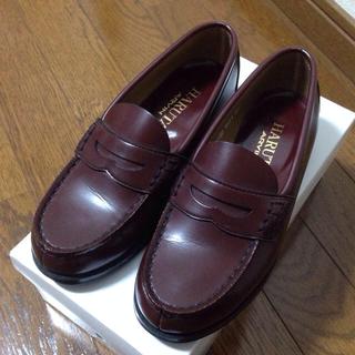 未使用品 HARUTA ローファー(ローファー/革靴)
