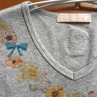 キノ(KINO)の美品  kinoコラボUT(Tシャツ(半袖/袖なし))
