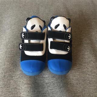 アディダス(adidas)のadidas アディダス キッズ パンダ 15㎝(スニーカー)
