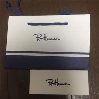 ロンハーマン(Ron Herman)のロンハーマンRonherman☆バレンタインチョコレート3個セット☆ショップ袋付(菓子/デザート)