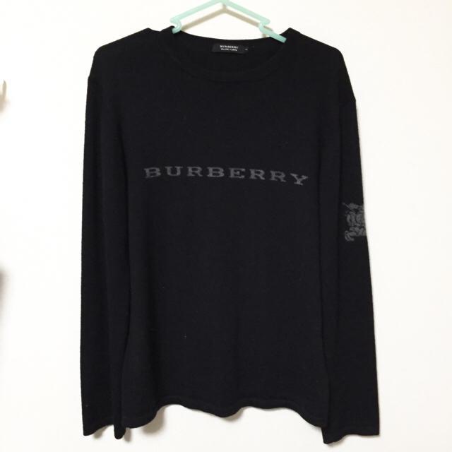 BURBERRY(バーバリー)のバーバリー ブラックレーベル メンズのトップス(ニット/セーター)の商品写真