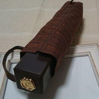 キューポット(Q-pot.)のQ-pot.折り畳み傘チョコレート(傘)