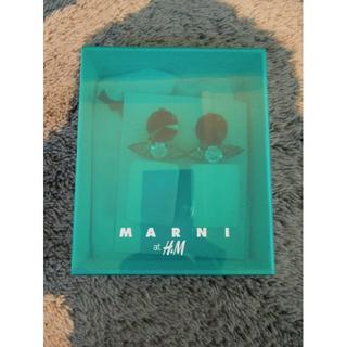 マルニ(Marni)のMARNI H&M コラボイヤリング(イヤリング)