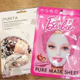バービー(Barbie)のパック(パック/フェイスマスク)