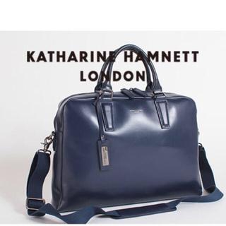 0a18ee53d3cb キャサリンハムネット(KATHARINE HAMNETT)の【キャサリンハムレット】【ブランド】ネイビー