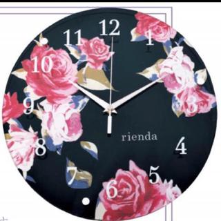 リエンダ(rienda)のリエンダ掛け時計 ノベルティ (掛時計/柱時計)
