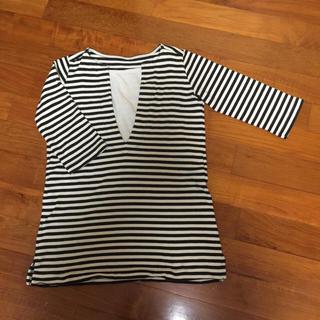ムジルシリョウヒン(MUJI (無印良品))の最終値下げ授乳服(マタニティウェア)