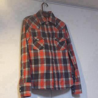 ドゥドゥ(DouDou)のSALE★Lee×DOUDOUのシャツ★(シャツ/ブラウス(長袖/七分))