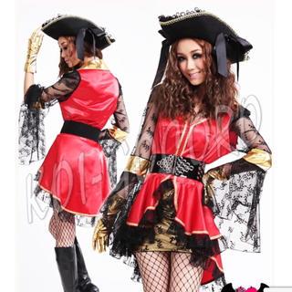 【値下げ】海賊 コスチューム コスプレ(衣装一式)