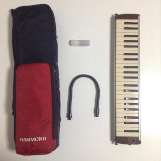 Hammond44  鍵盤ハーモニカ(アコーディオン)