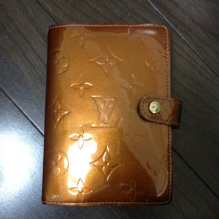 ルイヴィトン(LOUIS VUITTON)の🌟ヴィトン ヴェルニラインの手帳🌟(その他)