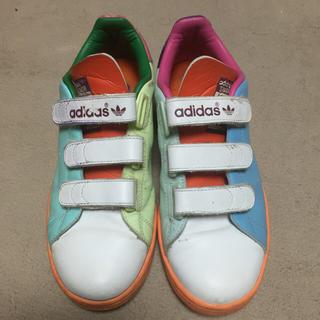 アディダス(adidas)のスタンスミス マルチカラー 24.5(スニーカー)