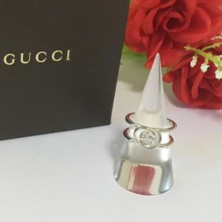グッチ(Gucci)のGUCCI・SVリング(リング(指輪))