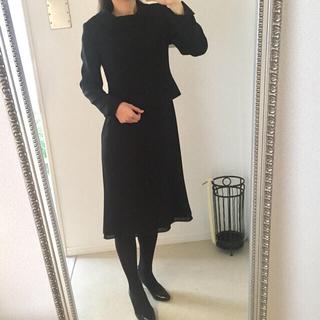 アールユー(RU)の美品☆ ru noir × TOKYO SOIRコラボ 喪服(9号) (礼服/喪服)