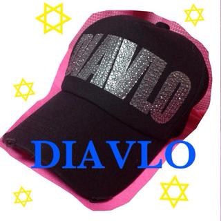 ディアブロ(Diavlo)のLiiyan様♡20日までお取り置き(キャップ)