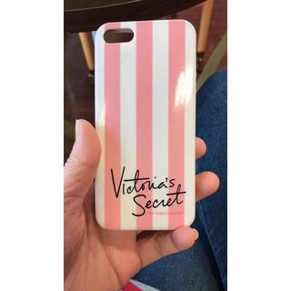 ヴィクトリアズシークレット(Victoria's Secret)の携帯カバーiPhone5、5s(モバイルケース/カバー)