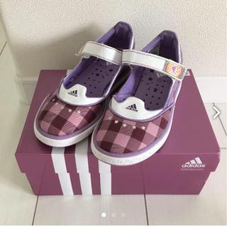 アディダス(adidas)の☆未使用☆adidas キッズ用靴☆(その他)