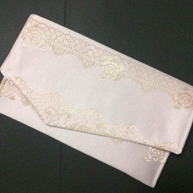 袱紗 薄ピンク ハンドメイドのファッション小物(その他)の商品写真