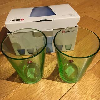 イッタラ(iittala)の新品イッタラ カルティオ ハイボールアップルグリーン(グラス/カップ)