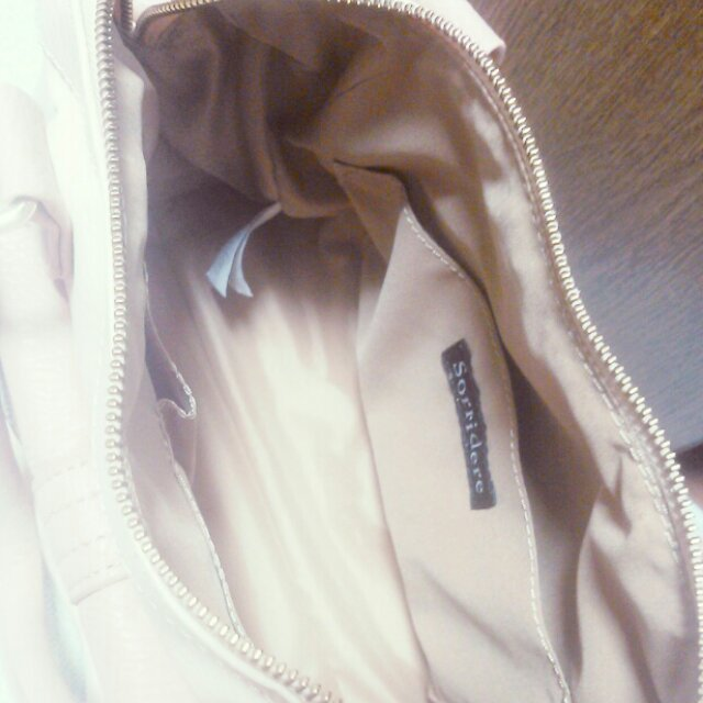 トートバック♡ベージュ レディースのバッグ(トートバッグ)の商品写真