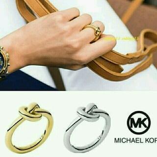 マイケルコース(Michael Kors)のMicheal Kors ノットリング(リング(指輪))
