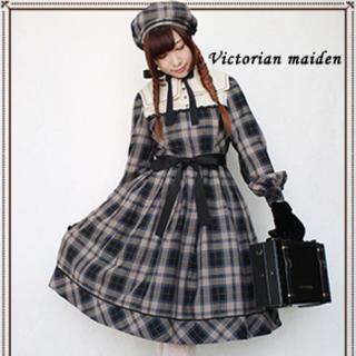 ヴィクトリアンメイデン(Victorian maiden)の最終値下げ(ひざ丈ワンピース)