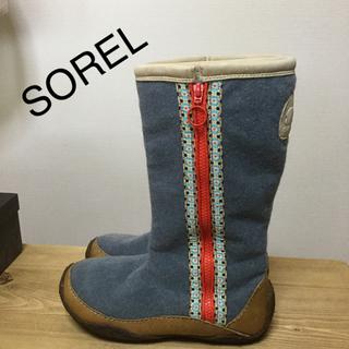 ソレル(SOREL)のSOREL ソレル スノーブーツ(ブーツ)
