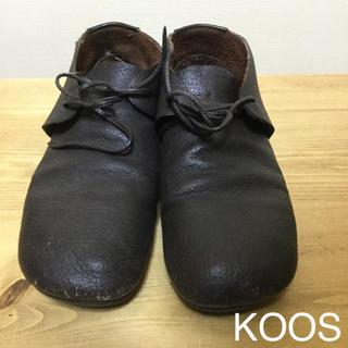 コース(KOOS)のKOOS コース 本革シューズ(ローファー/革靴)