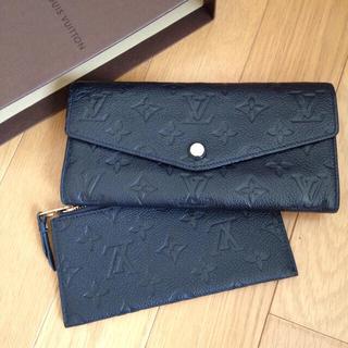 ルイヴィトン(LOUIS VUITTON)のLV ⭐︎ポルトフォイユキュリユーズ長財布(財布)