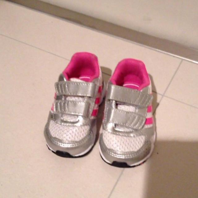 adidas(アディダス)のアディダス ベビー靴♡ キッズ/ベビー/マタニティのベビー靴/シューズ(~14cm)(その他)の商品写真