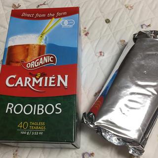 コストコ(コストコ)のコストコ 有機ルイボスティー 20袋 50g お試しパック(茶)