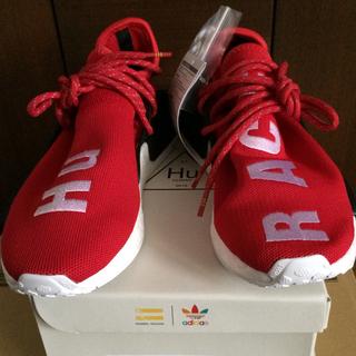 アディダス(adidas)のみたらしだんご様 専用Adidas NMD Human Race RED 赤(スニーカー)