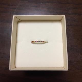 ノジェス(NOJESS)のマルチカラー♡ピンキーリング(リング(指輪))