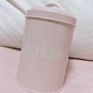 スイマー(SWIMMER)の♡ CANDY ブリキ缶 ♡(収納/キッチン雑貨)