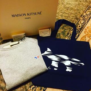 メゾンキツネ(MAISON KITSUNE')のメゾンキツネ代官山限定トート(トートバッグ)