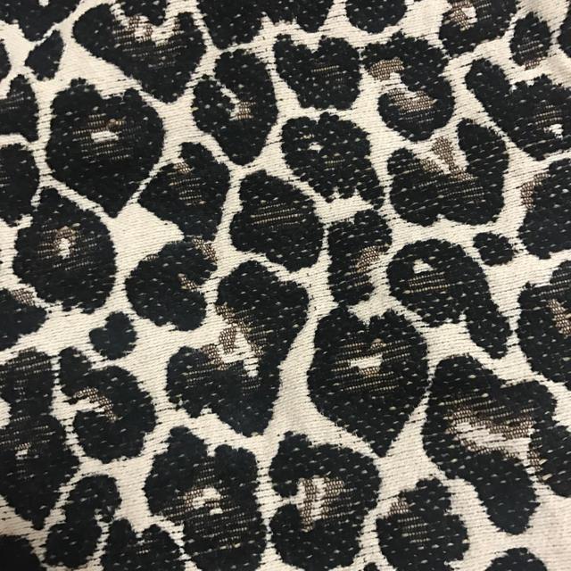 LOWRYS FARM(ローリーズファーム)の新品タグ付きローリーズファームレオパード柄スカート レディースのスカート(ミニスカート)の商品写真
