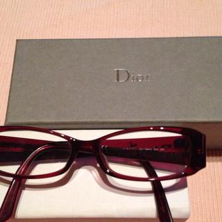 ディオール(Dior)のDior  メガネ  値下げ交渉します♡(サングラス/メガネ)