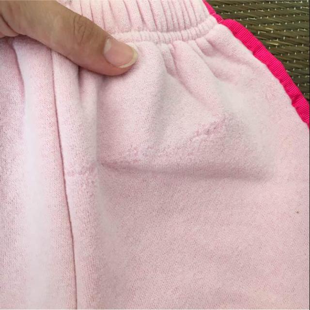 adidas(アディダス)のアディダスジャージセット!お値引き! キッズ/ベビー/マタニティのキッズ服 女の子用(90cm~)(ジャケット/上着)の商品写真