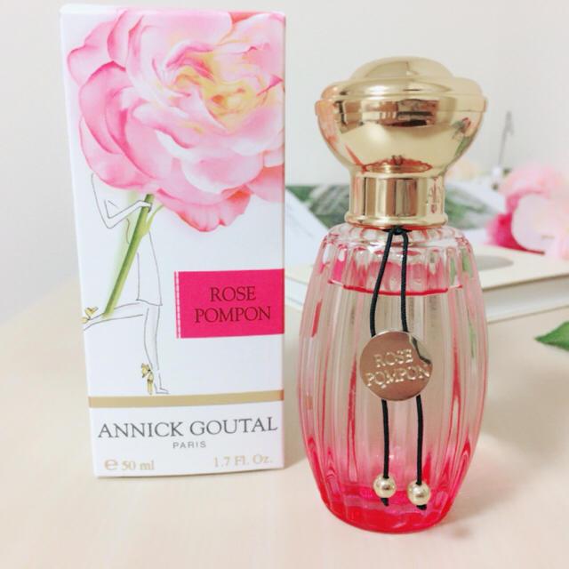 Annick Goutal(アニックグタール)のアニックグタール  ローズポンポン コスメ/美容の香水(香水(女性用))の商品写真