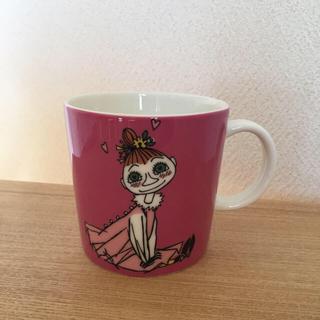 アラビア(ARABIA)の新品☆ アラビア ムーミン マグカップ ミムラ(グラス/カップ)