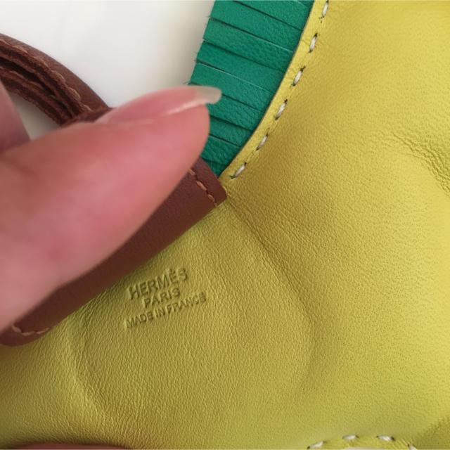 Hermes(エルメス)のkoto様専用♡お値下げ♡エルメス ロデオ グリーン MM レディースのファッション小物(その他)の商品写真