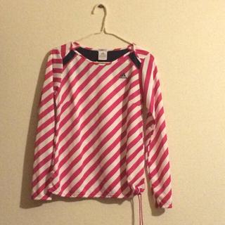アディダス(adidas)のアディダス/ランニングシャツ(Tシャツ(長袖/七分))