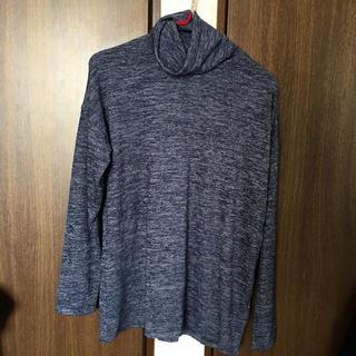 ジーユー(GU)の  タートルネックTシャツ(Tシャツ(長袖/七分))