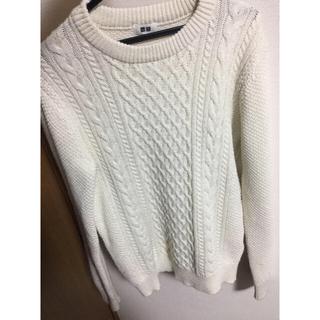 ユニクロ(UNIQLO)のセーター(ニット/セーター)